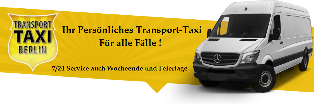 Transport-Taxi-Berlin